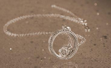 Sterling Silver & Swarovski Crystals