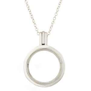 25mm Sterling Silver locket