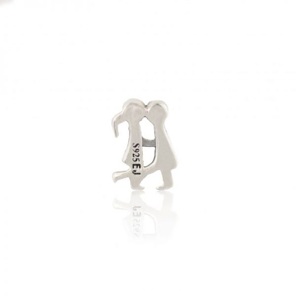 Swarovski® Crystal Boy and Girl Kissing