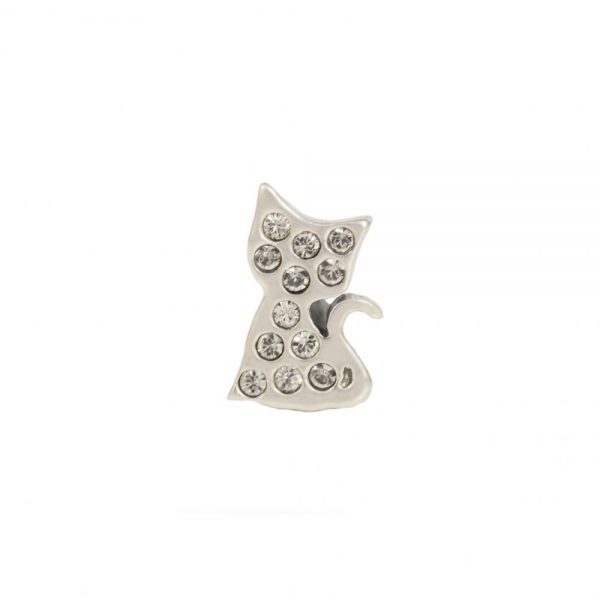 Cat Floating Charm