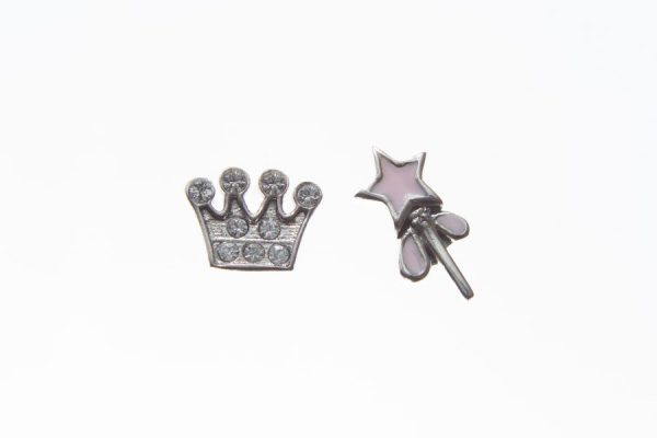 Princess Floating Charms Set