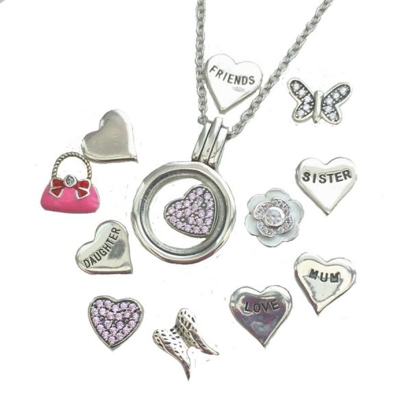 Interchangeable Little Locket Gift Set